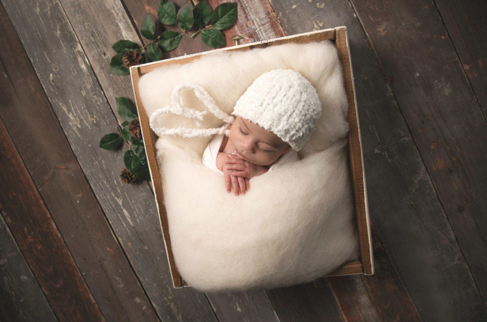 Baby L's Petite Newborn Session [Delaware Newborn Photographer, Chester County Photographer]