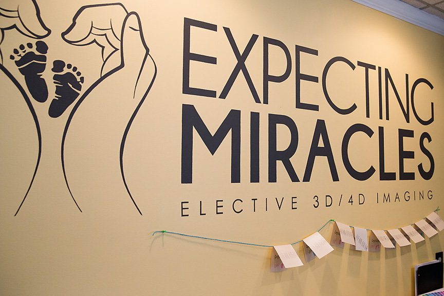 Small Business Spotlight: Expecting Miracles [Blueprint Photography]